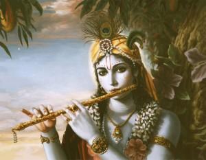Krishna-Flute-garden